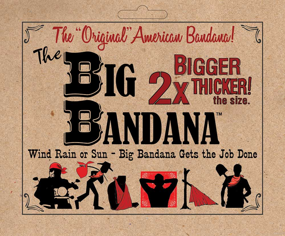 Big-Bandana-Huge-Large-Information-Info-Package-F-A-SFW72