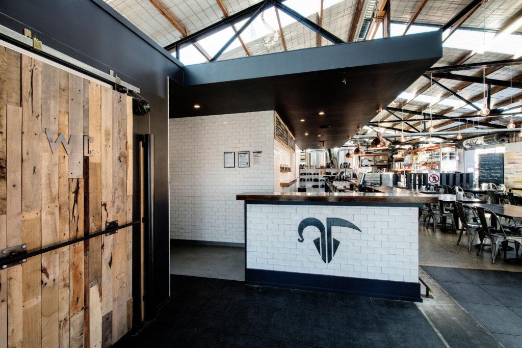 Corso Interior Architecture - Bad Shepherd Brewery