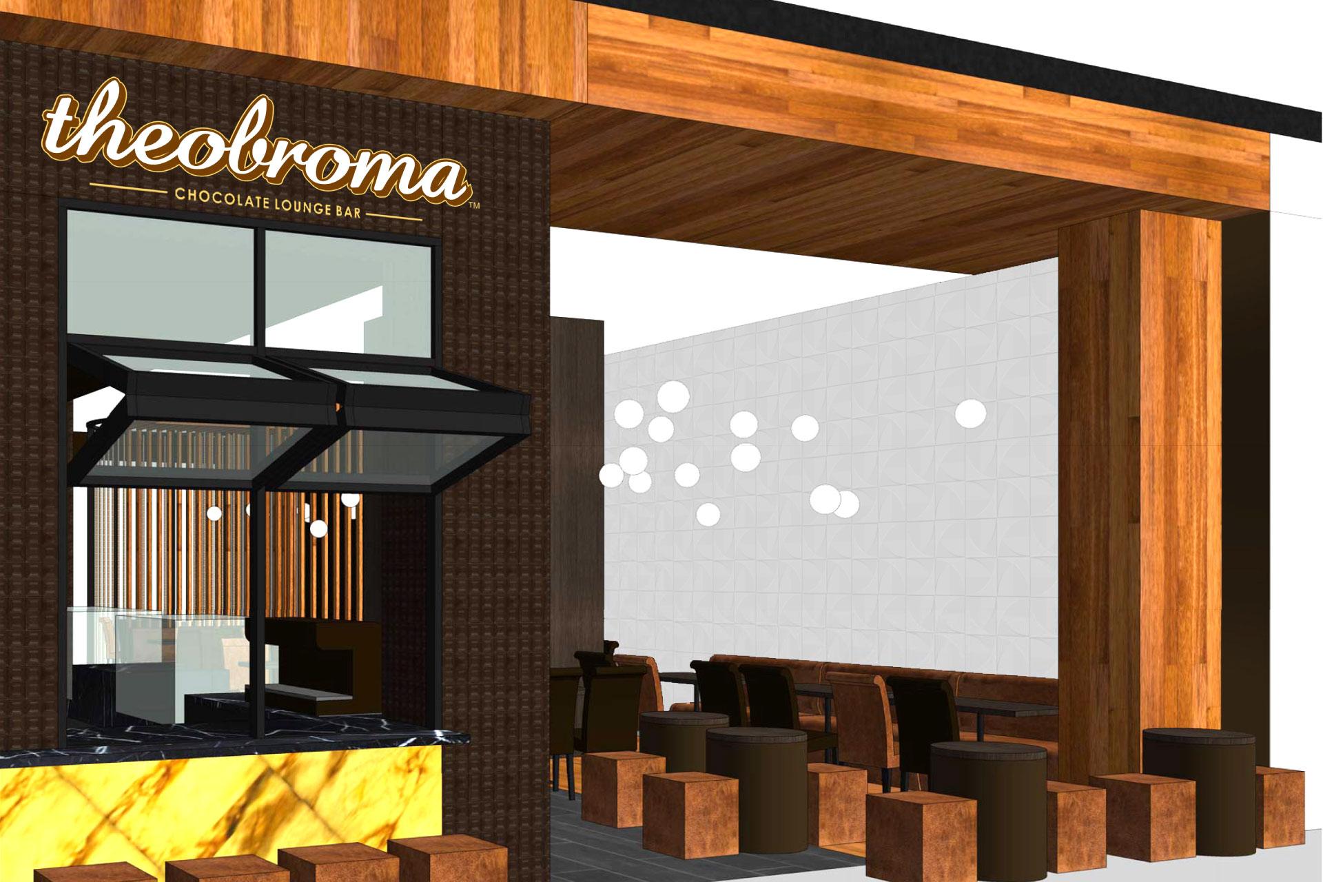 Interior Architecture - Theobroma
