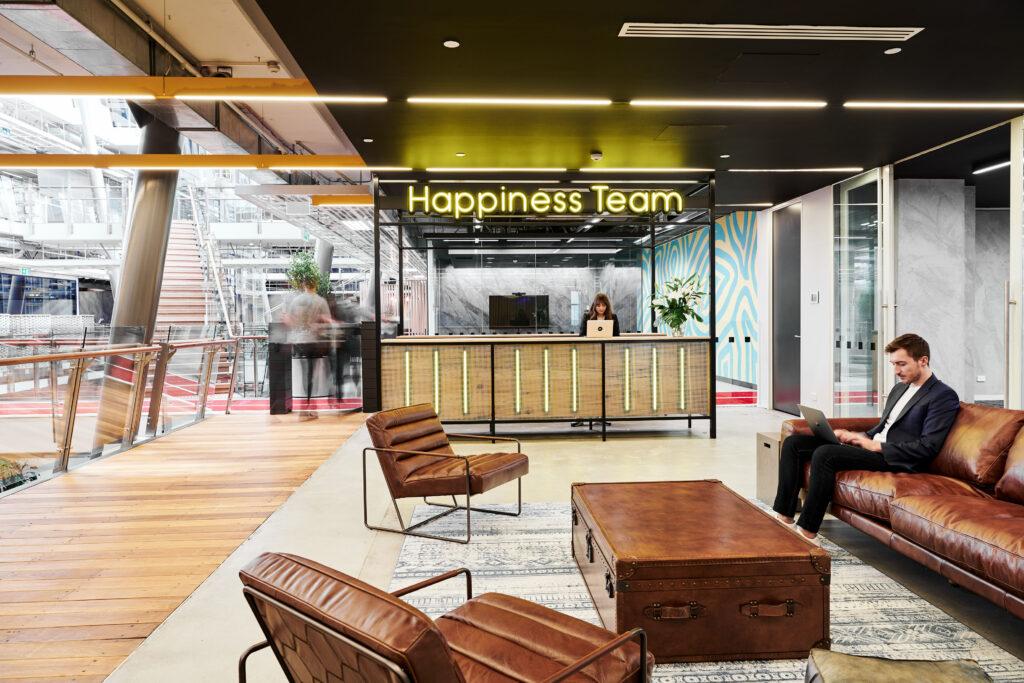 Creative Cubes South Melbourne Interior