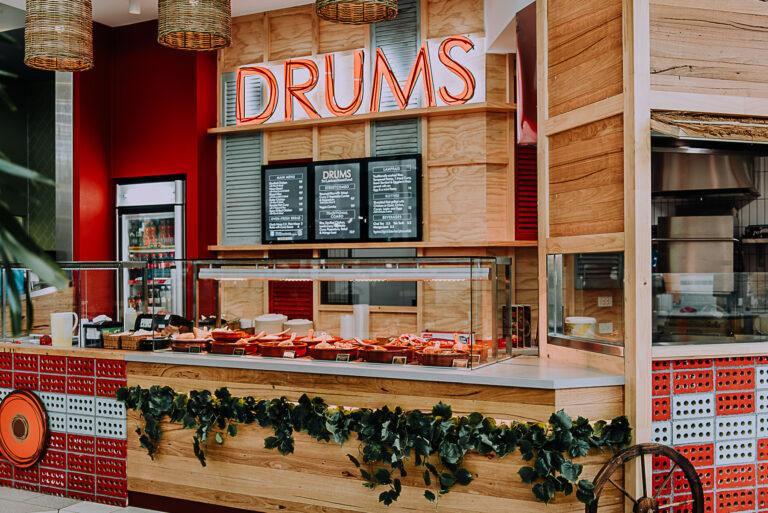 food retail interior design