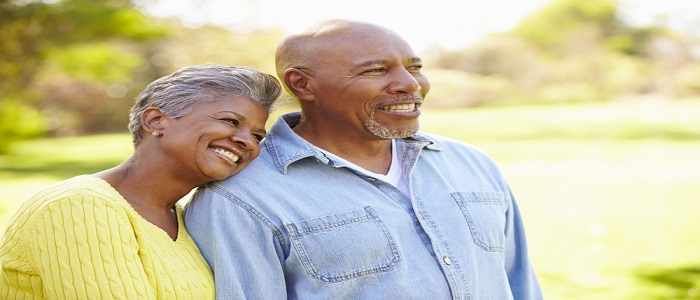 African-American Couple
