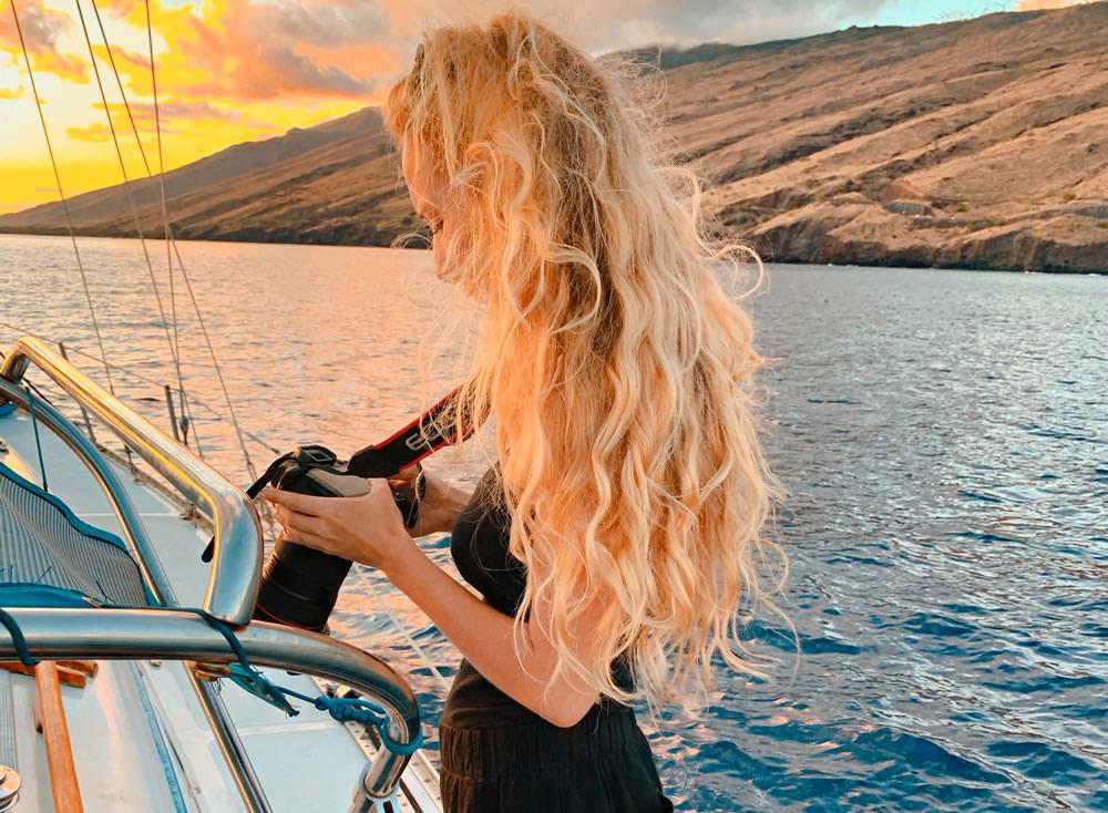 Shadowfax Maui overnight sailing cruise
