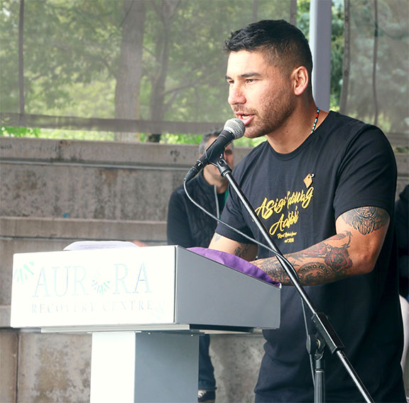 jonnie speaking