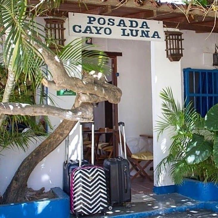 Posada Cayo Luna - Los Roques - Vuelosypaquetes.com - NbgTours Agencia de Viajes en Caracas