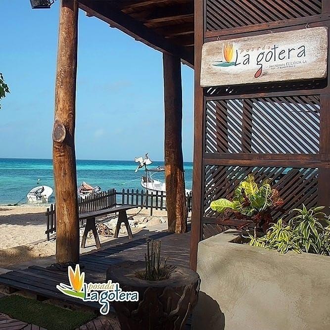 Posada La Gotera - Los Roques - Vuelosypaquetes.com - NbgTours Agencia de Viajes en Caracas