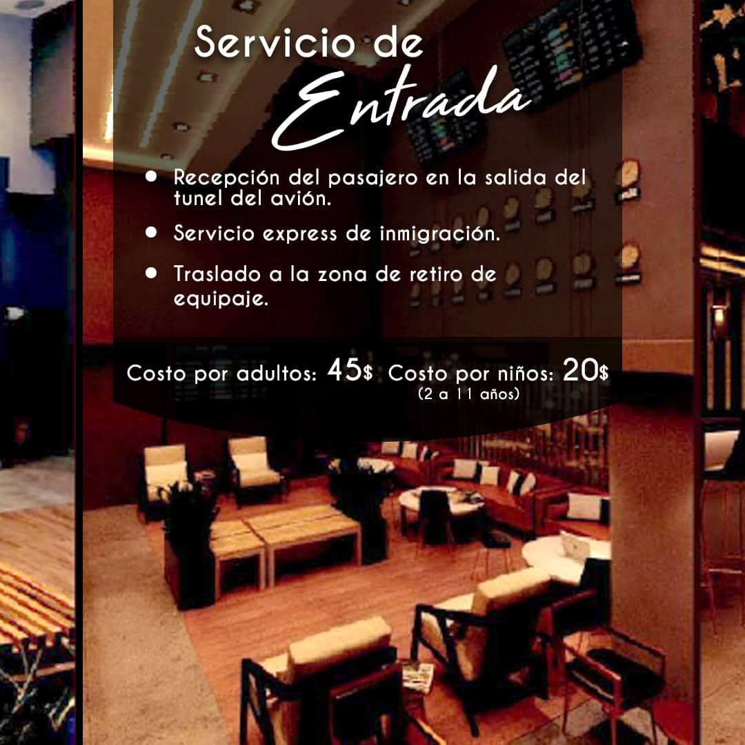 1 Servicio VIP en el Aeropuerto Internacional Simon Bolivar Agencia de Viajes en Caracas Nbg Tours vuelosypaquetes.com