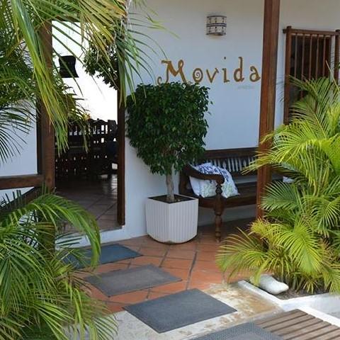 Posada en los Roques - Posada la Movida - Fachada de la posada Movida en los Roques - Nbg Tours Agencia de Viajes en Caracas 3