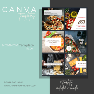 CANVA Templates for Social media
