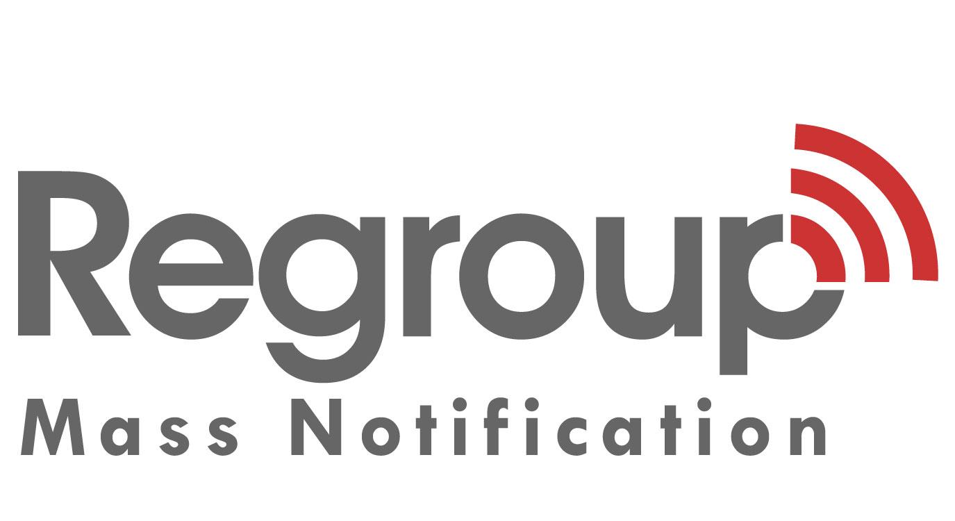 Logo - Regroup Mass Notification