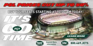 Jets Cut PSL Prices