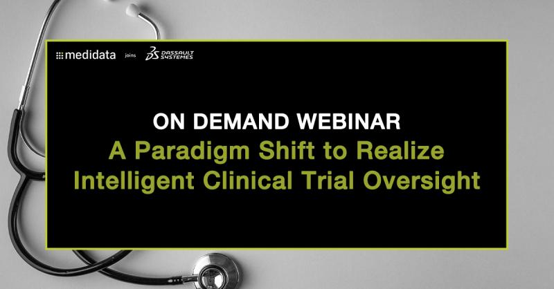 A Paradigm Shift to Realize Intelligent Clinical Trial Oversight