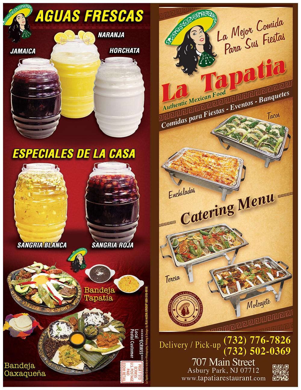 Tapatia Catering
