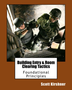 Book Cover: Building Entry & Room Clearing Tactics