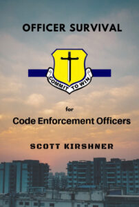 Book Cover: Officer Survival for Code Enforcement Officers
