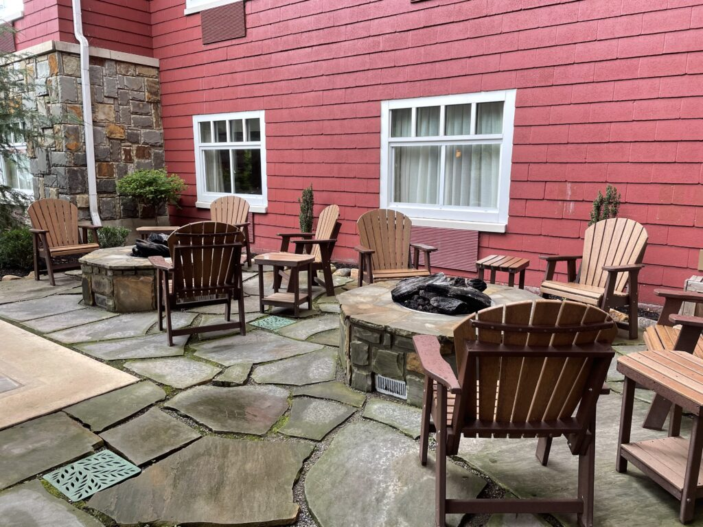 Amenities at The Appy Lodge