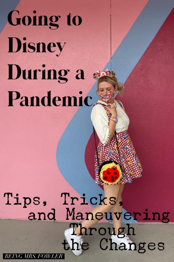 disney during a pandemic