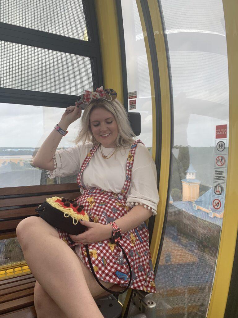 Disney Skyliner, Lady and the Tramp Disney Bound