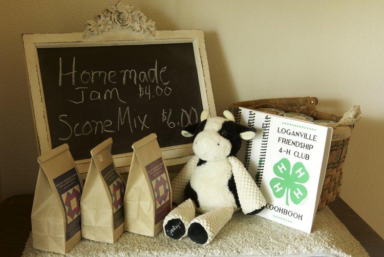 Home Made Jam, Valley Springs Farm, Reedsburg, WI