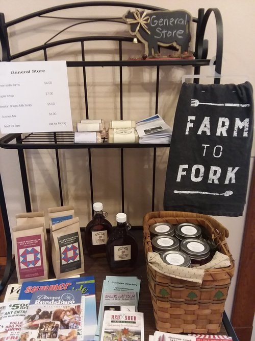 Valley Spring Product, Valley Springs Farm, Reedsburg, WI