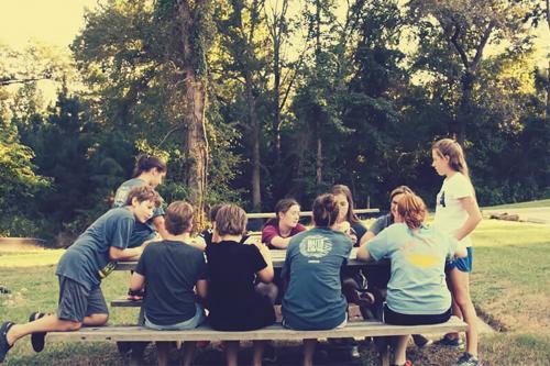 Dayspring-UMC-Tyler-Texas-Students-Group