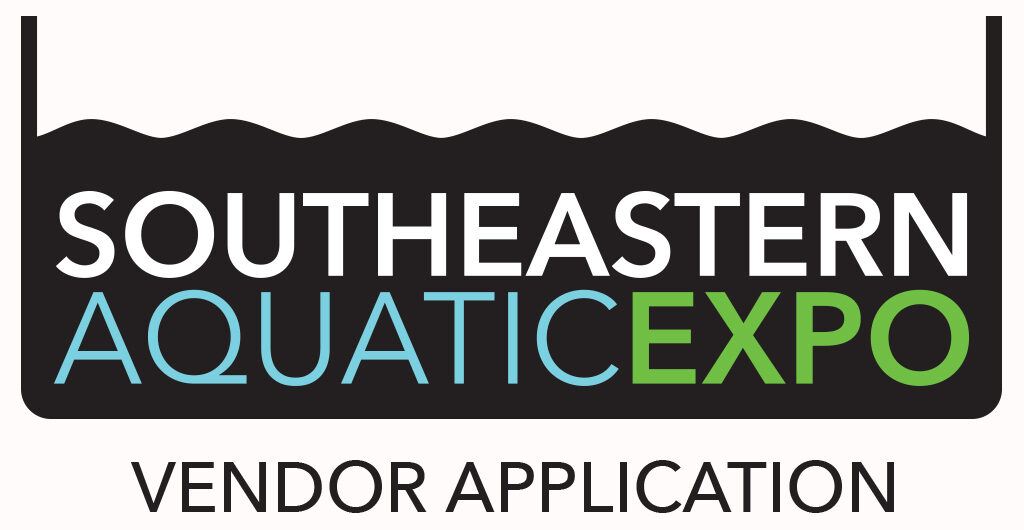 Southeastern aquatic expo vendor application page