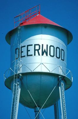DeerwoodWaterTower