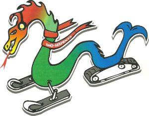 Deerwood Sno-Serpents logo