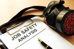 workers comp job hazard analysis