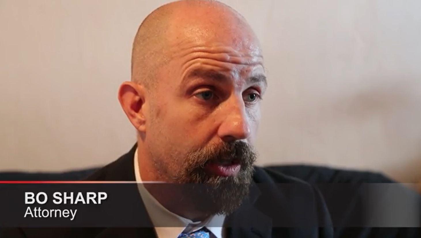 Attorney Richard Bo Sharp discusses malpractice lawsuits