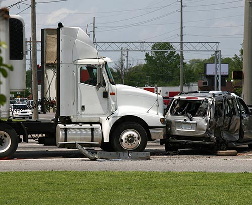 Automobile Accident Attorneys Including Trucking Accidents