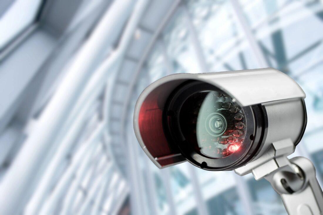 Nursing home surveillance cameras