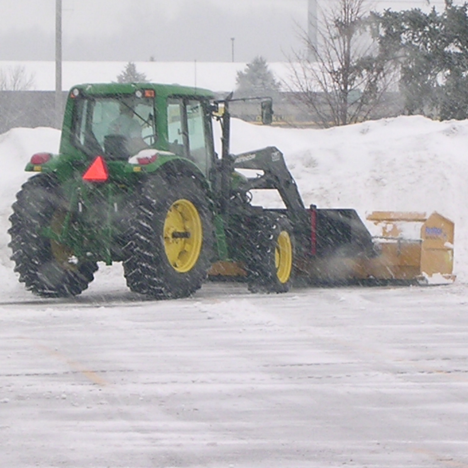 Snow Removal for Clear, Attractive, and Safe Property | Farrell's Plowing