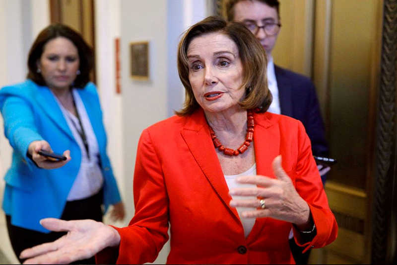 Pelosi's Utter Disregard for the Americans that Power America