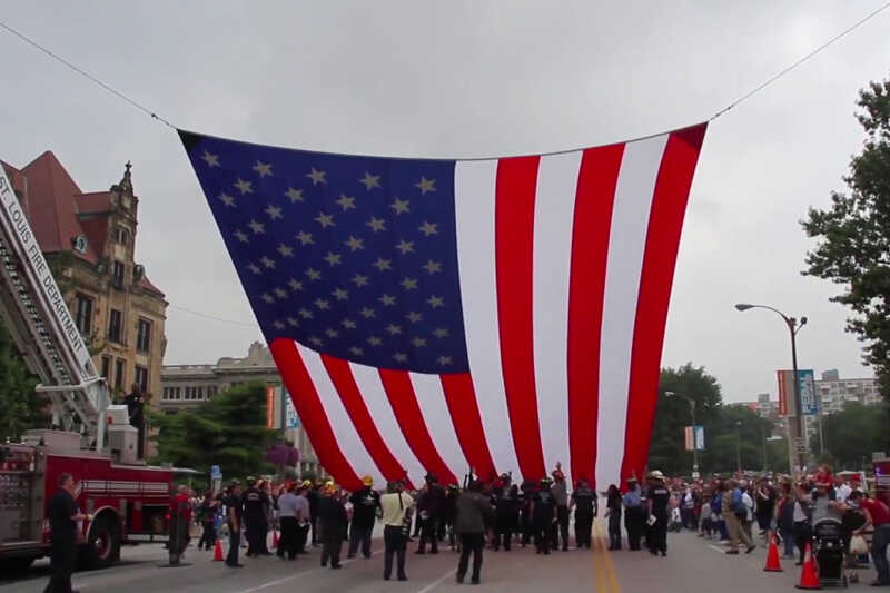 Why I Stand for the Flag