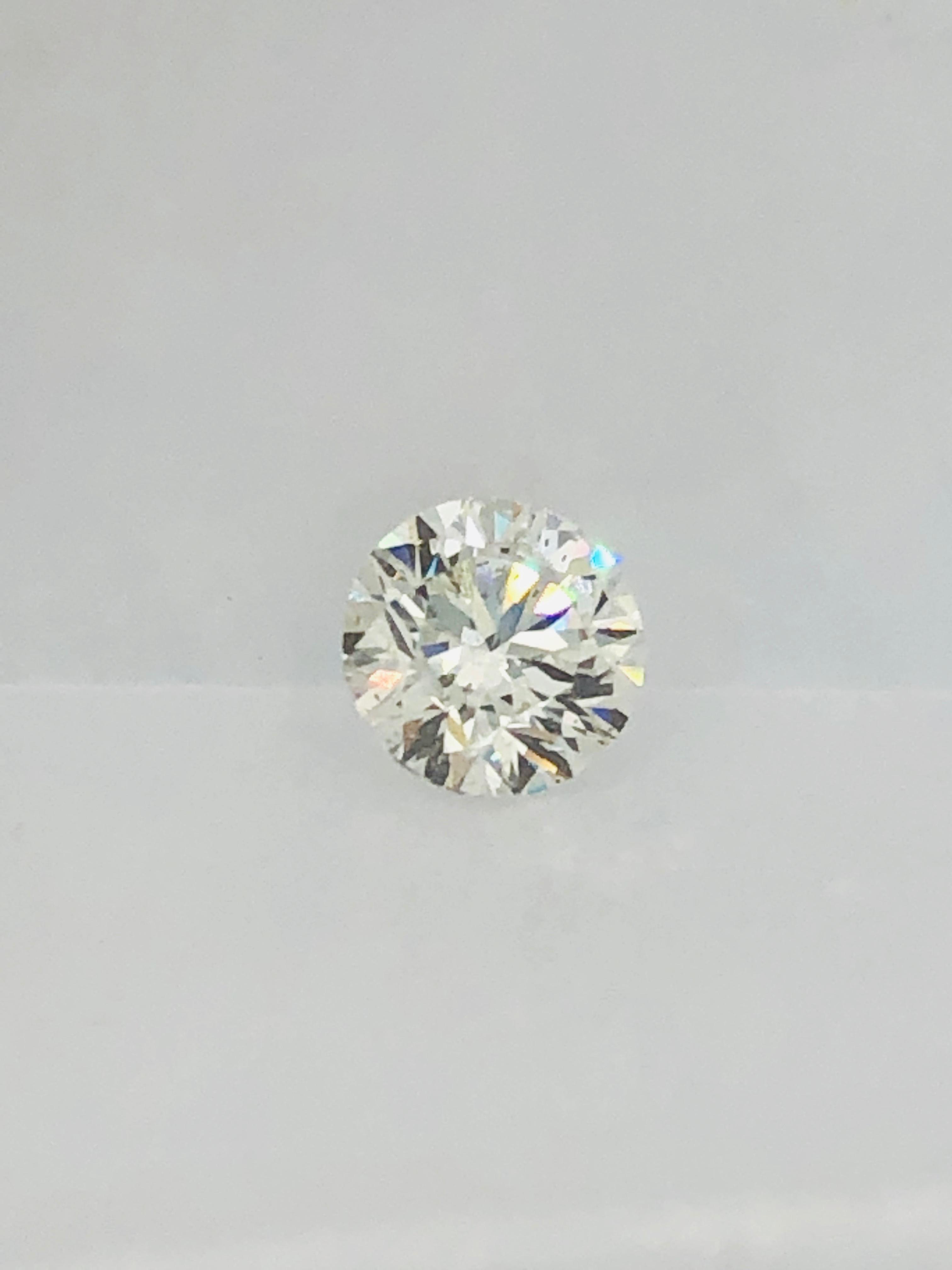 3.01ct. Loose Diamond