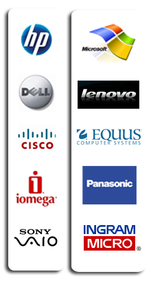 hp-dell-microsoft-lenovo-cisco-equus-iomega-panasonic-ingram-sony