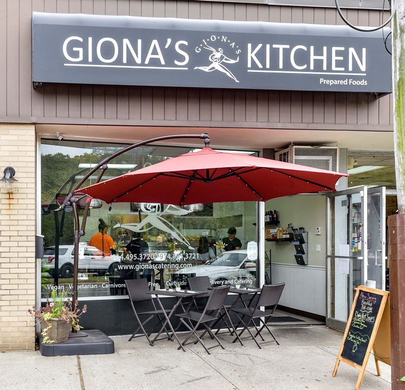 gionas kitchen and catering