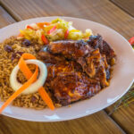 Jerk Chicken Dinner*