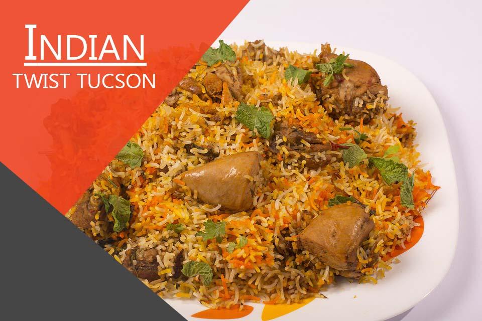 Indian Restaurant in Tucson