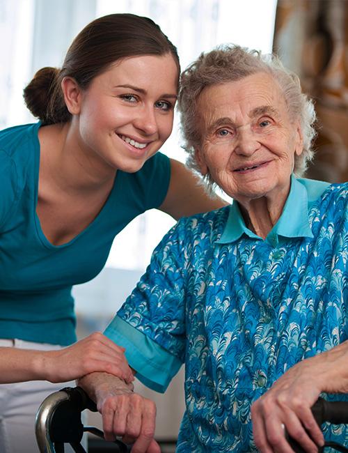 Home Nursing Care for Elderly