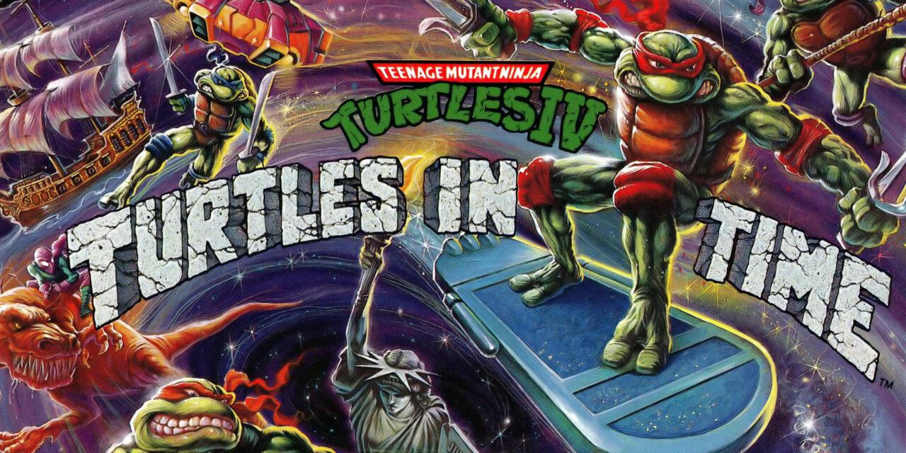 Top 10 Ninja Turtle Games