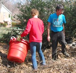 get great garden help