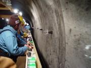 Tunnel installation
