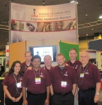 Intelect Team at APTA Expo