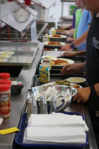Nutrition High Priority at The Learning Center Charter School