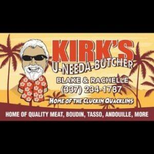 Kirk's U-Need-A-Butcher