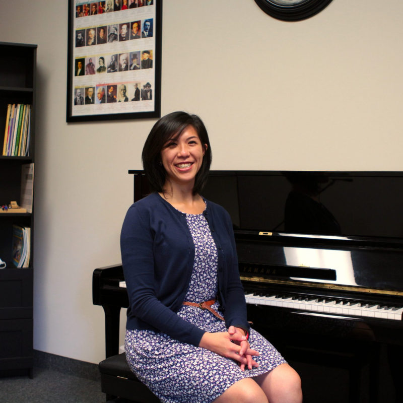 Piano Lessons Classes - Max Music Academy