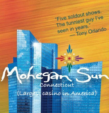 Mohegan Sun Text