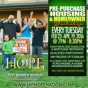 homeowners workshop